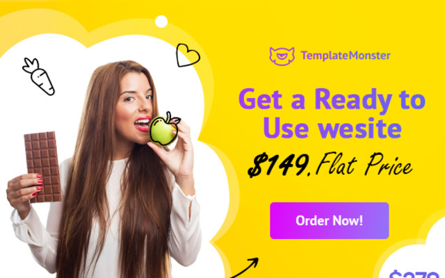 Ready to Use - TemplateMonster thumbnail